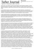 Restaurare e ricostruire: problematiche del dopo ... - Tafter Journal - Page 4