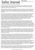 Restaurare e ricostruire: problematiche del dopo ... - Tafter Journal - Page 5
