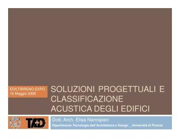(Microsoft PowerPoint - Nannipieri_edilTirreno_16_05_08 - Copia ...