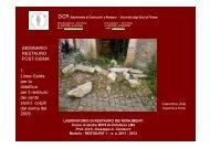 Linee guida post-sisma - Studio Arch. Centauro - Prato