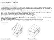 II lezione_strutture in muratura e a telaio. I parte - Luigifranciosini.com
