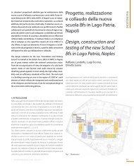 Progetto, realizzazione e collaudo della nuova ... - Landolfo Raffaele