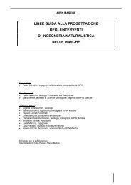 linee guida alla progettazione degli interventi di ... - Aipin Marche