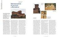 Ristrutturazione di una torre a Montalcino - Coperture in Laterizio