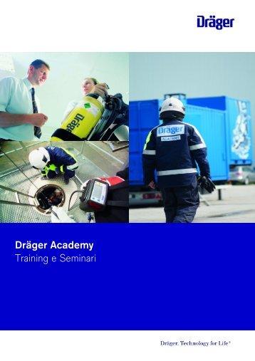 volantino generale formazione - Draeger Safety Italia