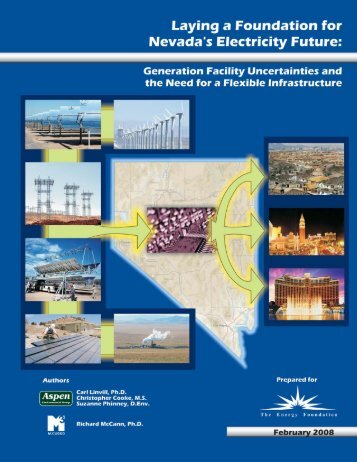 Laying a Foundation for Nevada's_Electricity_Future - Desert ...