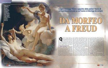 I sogni: messaggi divini o specchio della psiche? Storia di ... - Focus