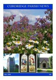 July 08 Curdridge Parish News - Hampshire County Council