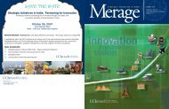 strategic innovation at work - The Paul Merage School of Business