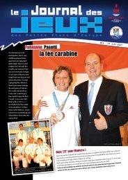 no 3 Mercredi 6 - Comite olympique monégasque