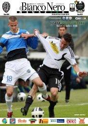 10/04/2013 ANNO 3 - N° 17 - Cesena Calcio