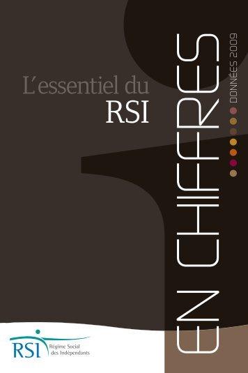 L'Essentiel du RSI en chiffres - 2009