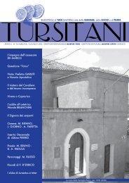 L'impegno dell'assessore DE MARCO Questione ... - Tursitani.it
