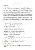 Centrali antintrusione espandibili AF999EXP e AF949 - Ave - Page 4