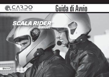 CARDO SCALA RIDER TeamSet - Cardo Systems, Inc