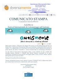 Comunicato_Stampa - Diversamente Onlus