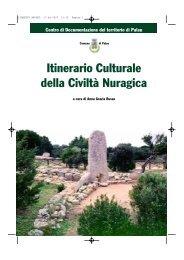 Itinerario Culturale della Civiltà Nuragica - Palau Turismo
