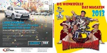 Teil 1 - Karnevalsgesellschaft Wenkbülle e.V., gegründet 1937