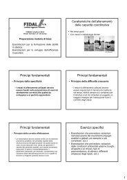 Preparazione motoria di base.pdf - Fidal Piemonte