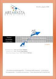 Analisi Socio-Economica - Tavolo Economia e Sviluppo
