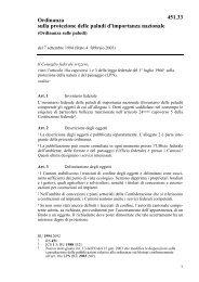 Ordinanza sulle paludi - admin.ch