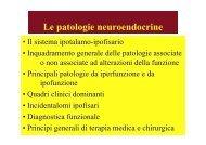 Le patologie neuroendocrine - Fisiokinesiterapia.biz