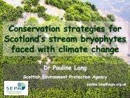 Aquatic bryophytes/lower plants [1.54MB, PDF] - Centre for Ecology ...