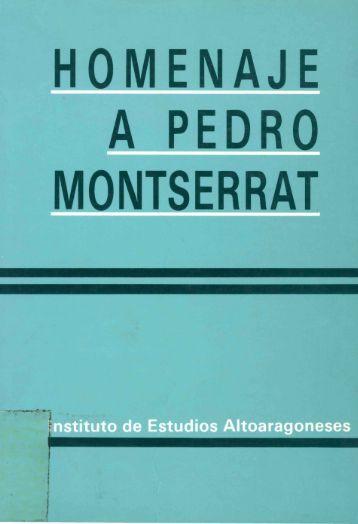 Primera parte: Artículos biográficos (9,9 Mb) - Publicaciones del Prof ...