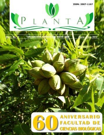 Planta No. 13 - Universidad Autónoma de Nuevo León