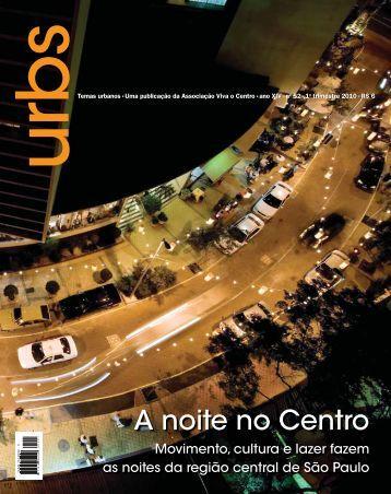 A noite no Centro - Viva o Centro