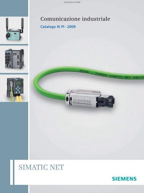 Siemens Simatic Connettore Profibus tipo 6gk1 500-0fc00 appena esecuzione