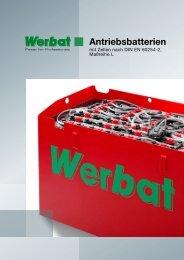Antriebsbatterien - Werbat.de