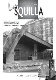 Scarica la Squilla di gennaio 2011.pdf - Parrocchia SS. Nazaro e ...