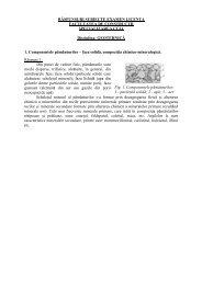 Răspunsuri licență Geotehnica - Facultatea de Construcţii Timişoara
