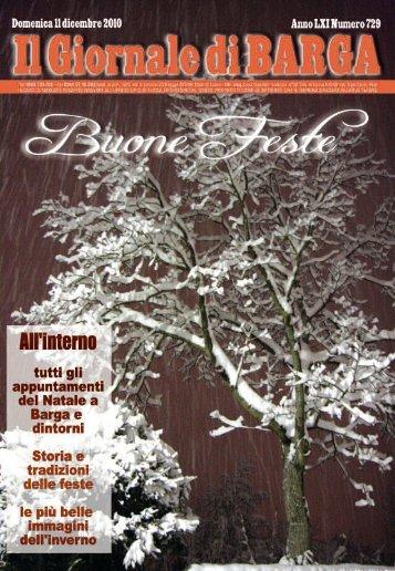 Natale 2010 - Barganews
