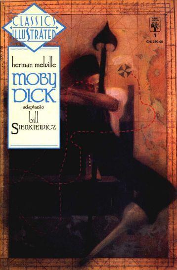 Moby Dick - Dois Espressos