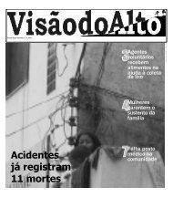 Acidentes já registram 11 mortes - Faculdade Social
