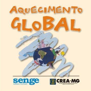 cartilha aquecimento global - Senge-MG