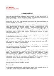 Os sertões - Editora Meca