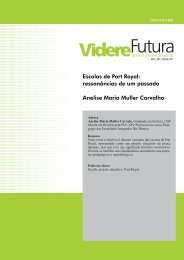 Escolas de Port Royal - Faculdades Integradas Rio Branco