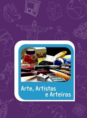 Arte, Artistas e Arteiros - MultiRio