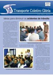 Jornal Março 2011 Ano 08 – Edição 51 - Transporte Coletivo Glória
