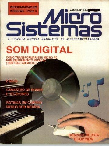 SOM DIGITAL - DataCassete