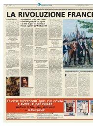 La Rivoluzione Francese non è più un tabù - Cesnur