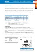 Contatore volumico a turbina unigetto Serie WMT - Watts Industries - Page 3