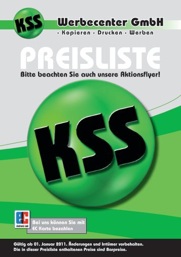 Euro - KSS Werbecenter GmbH