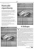 Független hetilap, Újvidék, 2010. november 18. XXI ... - Családi Kör - Page 3