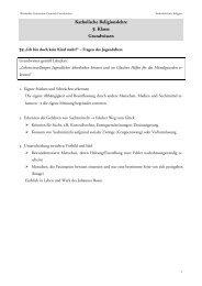 Grundwissen der 7. Klasse - am Werdenfels-Gymnasium