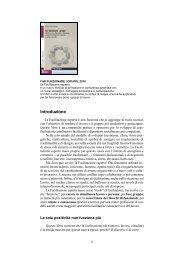 Introduzione - Pino De Sario