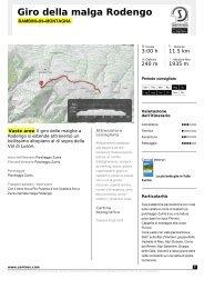 Giro della malga Rodengo - Eisacktal